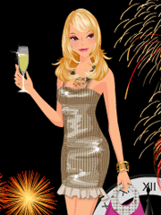 Barbie de Anul Nou