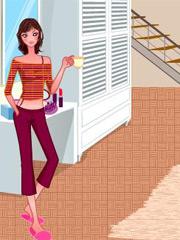 Joaca Ajuto Pe Barbie Sa Isi Redecoreze Apartamentul