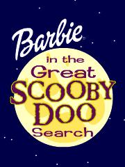 Barbie a pierdut pe Scooby Doo