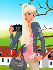 Barbie adora fotografiile