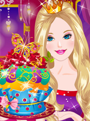 Barbie Briosa Stralucitoare