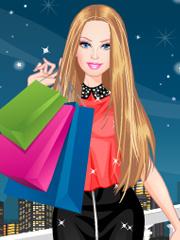 Barbie Cumparaturi de Noapte