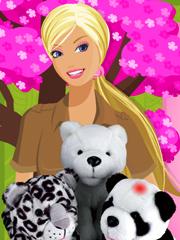 Joaca Barbie Doctorita De Animale