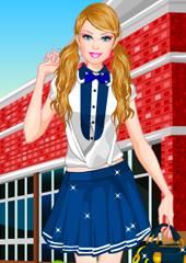 Barbie Eleva la Colegiu