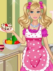 Barbie Face Micul Dejun