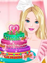 Barbie Gateste Prajitura Diamant