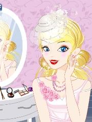 Barbie Mireasa Fermecatoare