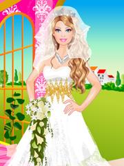Barbie Mireasa Minunata