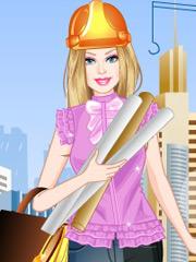 Barbie arhitect