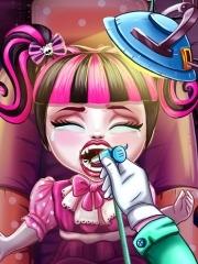 Joaca Barbie Cu Bebele La Dentist