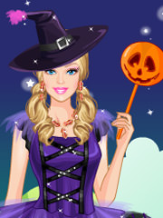Joaca Barbie De Halloween