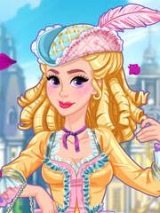 Barbie E Marie Antoinette