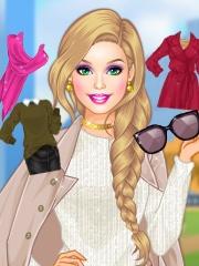 Barbie impletituri de toamna