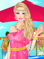 Barbie in Venetia