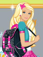 Barbie inapoi la scoala