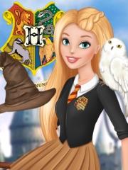 Barbie la scoala de magie