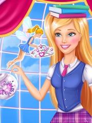 Joaca Barbie La Scoala De Maniere