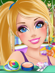Barbie machiaza