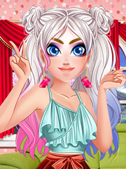 Barbie Mega Dressup