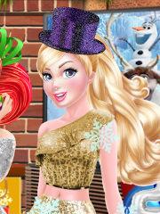Barbie Petrecere De Dupa Anul Nou