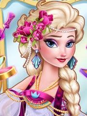 Barbie regina art deco