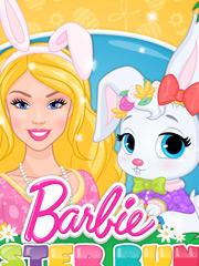 Joaca Barbie Salveaza Iepurasul De Paste