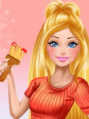 Barbie schimba garderoba