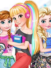 Barbie se intoarce la scoala