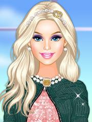 Joaca Barbie Si Cele 10 Tinute