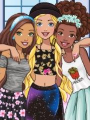Barbie si echipa