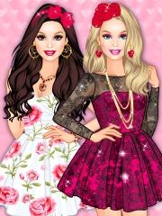 Barbie Valentines day