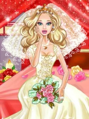 Camera de nunta a lui Barbie