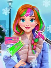 Freza De Iarna A Lui Barbie