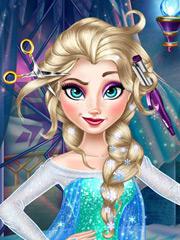 Joaca Coafura Lui Barbie Din Frozen