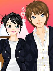 Cuplul Barbie