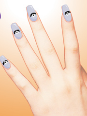 Decoreaza unghiile