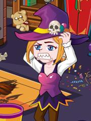 Joaca Aranjeaza Camera De Halloween