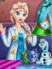 Fabrica de jucarii a lui Elsa