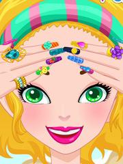 Joaca Manichiura De Vara A Lui Barbie