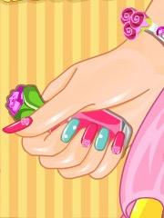 Manichiura lui Barbie