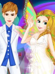 Nunta ca in povesti cu Barbie