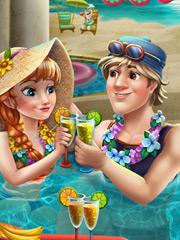 Petrecerea Anei la piscina