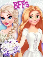 Pregatiri de nunta cu Barbie