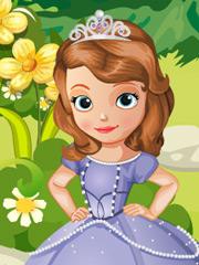 Joaca Printesa Sofia Aduna Miere