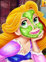 Rapunzel la spa roial