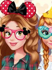 Sedinta foto Disney