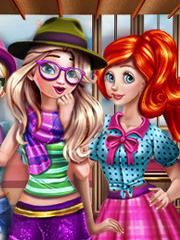 Sedinta fofo cu Barbie