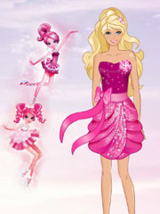 Joaca Zanele Modei Pentru Barbie